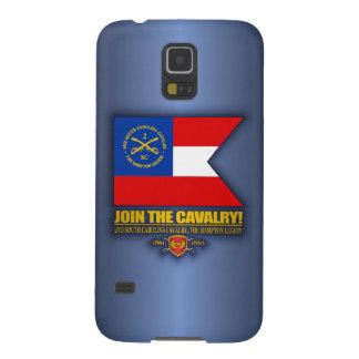 JTC (2da caballería de Carolina del Sur) Carcasa Galaxy S5