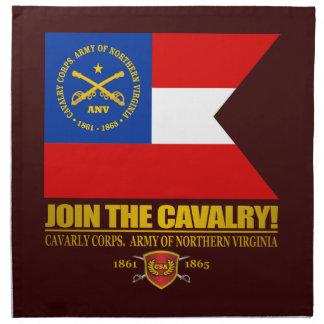 JTC (Cavalry Corps, Army of Northern Virginia) Napkin