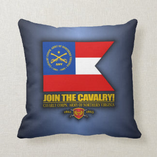 JTC (Cavalry Corps, Army of Northern Virginia) Throw Pillow