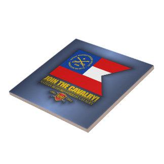 JTC (Nathan Bedford Forrest) Ceramic Tile