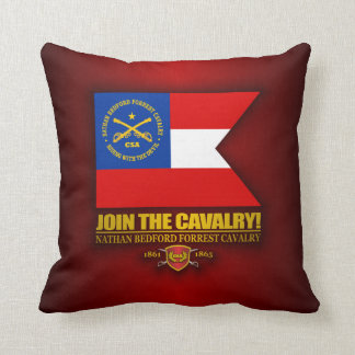 JTC (Nathan Bedford Forrest) Pillow