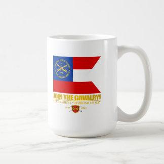 JTC (Turner Ashby's 7th Virginia Cavalry) Classic White Coffee Mug