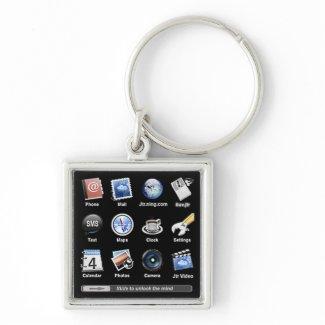 jtr.ning.com Keychain keychain