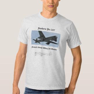 Ju-287 Jet bomber T-Shirt