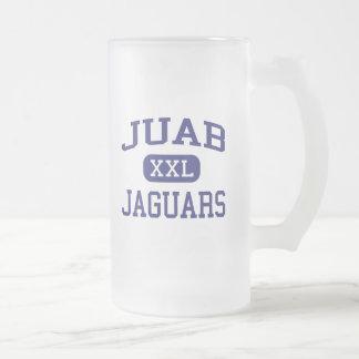 Juab - jaguares - escuela de secundaria - Nephi Taza De Cristal
