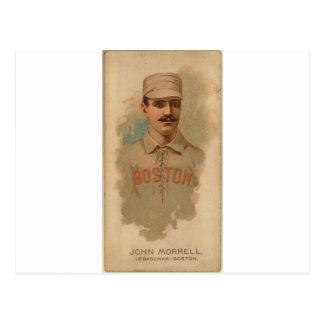 Juan 1888 Morrill Tarjetas Postales