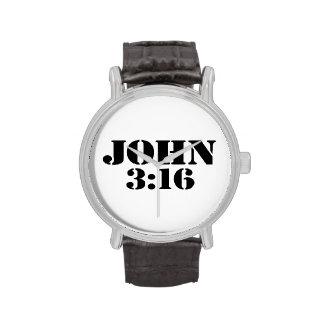Juan 316 reloj de mano