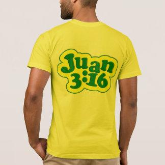 Juan 3 16 Shirt