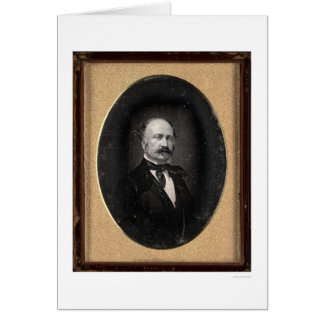 Juan A. Sutter [CA 1850] Tarjetón