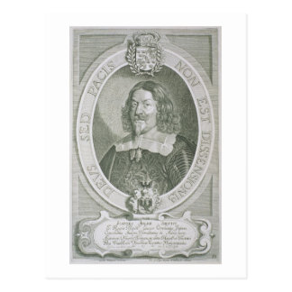 Juan Adler Salvius (1590-1652) de los 'retratos d Postales