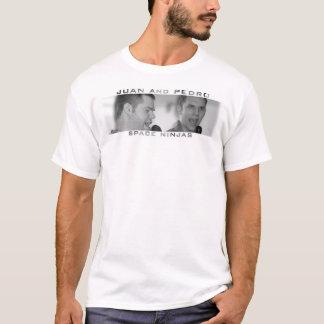 Juan and Pedro :: space ninjas T-Shirt