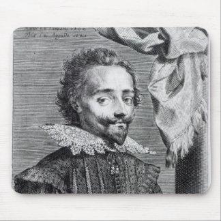 Juan Barclay, c.1623 Alfombrillas De Ratón