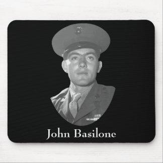 Juan Basilone -- Beneficiario de la medalla de hon Tapetes De Ratón