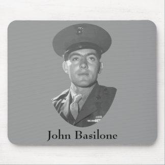 Juan Basilone -- Beneficiario de la medalla de hon Tapete De Raton