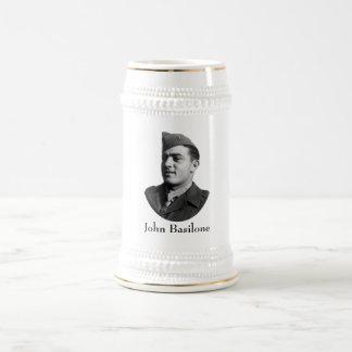 Juan Basilone -- Héroe WW2 Taza De Café