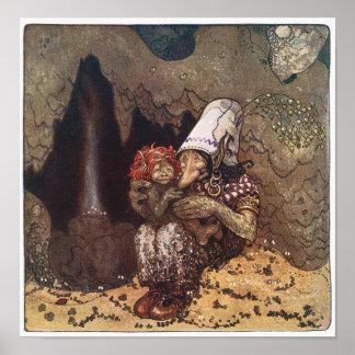 Juan Bauer - amor de madre - poster del duende