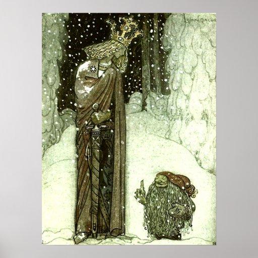 Juan Bauer la princesa y el duende Poster