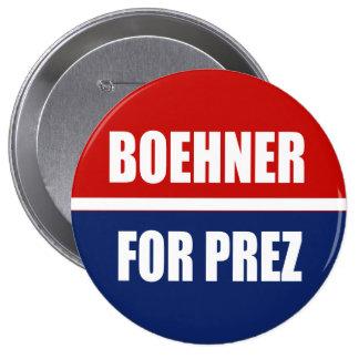 JUAN BOEHNER 2012 PINS