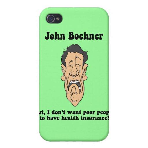 Juan Boehner iPhone 4 Carcasa