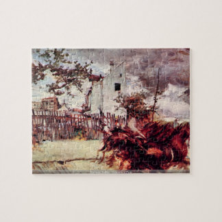 Juan Boldini - cercanías del rompecabezas de París
