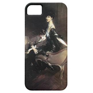 Juan Boldini- Consuelo, duquesa de Marlborough iPhone 5 Cárcasa
