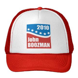 Juan Boozman 2010 Gorros Bordados