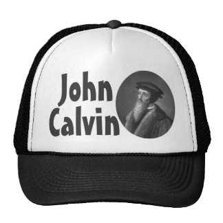 Juan Calvino Gorro De Camionero