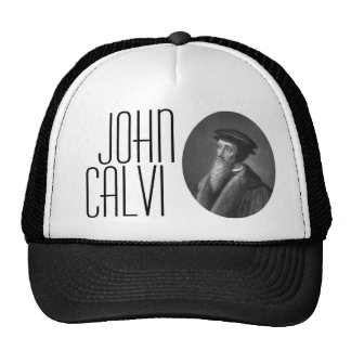 Juan Calvino Gorros Bordados