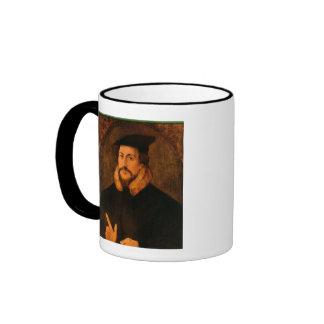 Juan Calvino * taza de café