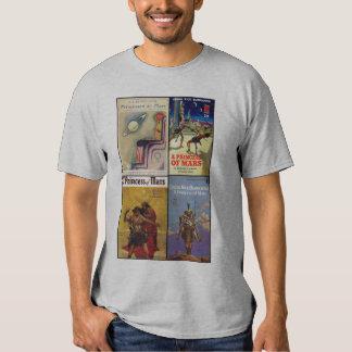 Juan Carretero de la camiseta de Marte Playeras