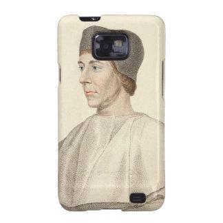 Juan Colet (c.1467-1519), decano del engra de San  Samsung Galaxy S2 Carcasa