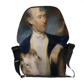 Juan Collins de Devizes (fl.1771-99) 1799 (pastel Bolsas Messenger