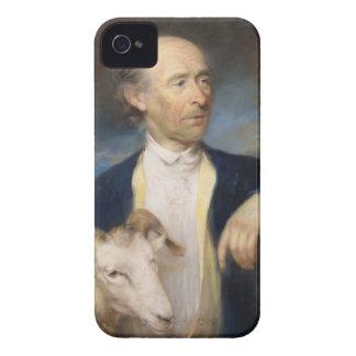 Juan Collins de Devizes (fl.1771-99) 1799 (pastel Case-Mate iPhone 4 Carcasa
