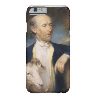 Juan Collins de Devizes (fl.1771-99) 1799 (pastel Funda De iPhone 6 Barely There
