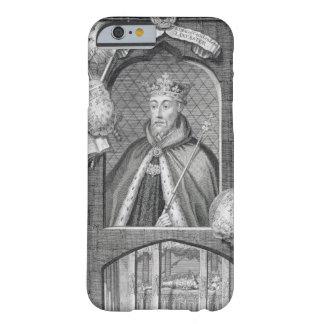 Juan de flaco, duque de Lancaster (1340-99) Funda De iPhone 6 Barely There