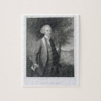 Juan Dickinson, grabado por Juan B. Forrest (1814- Puzzles