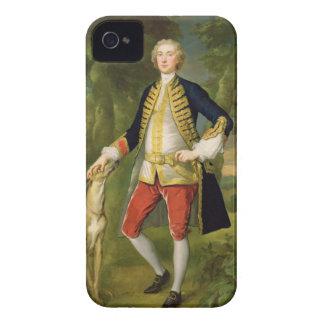 Juan Dodd, M.P. (aceite en lona) Case-Mate iPhone 4 Cobertura
