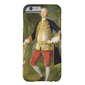Juan Dodd, M.P. (aceite en lona) Funda De iPhone 6 Barely There