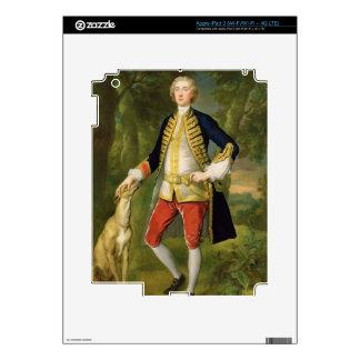 Juan Dodd, M.P. (aceite en lona) iPad 3 Pegatinas Skins