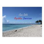 Juan Dolio República Español Dominicana Tarjetas Postales