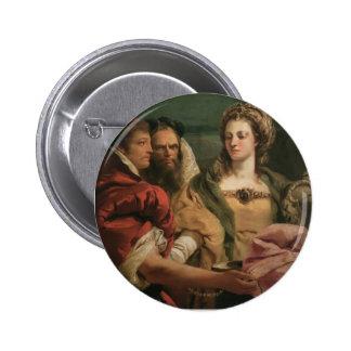 Juan Domingo Tiepolo- Rebecca en el pozo Pin
