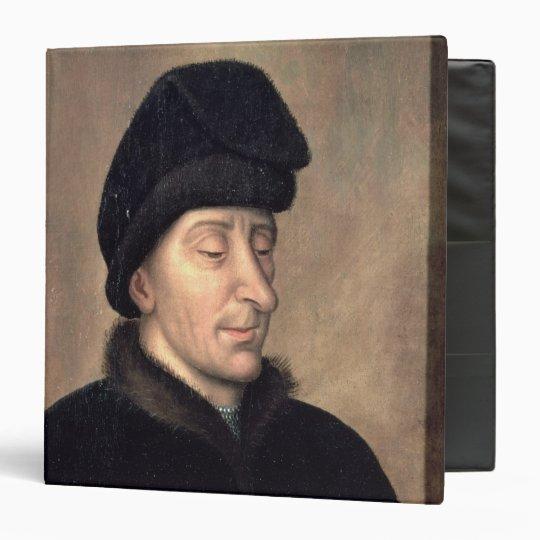 "Juan el audaz, duque de Borgoña Carpeta 1 1/2"""
