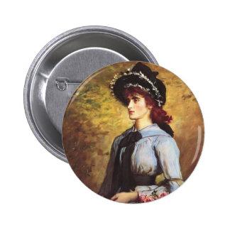 Juan Everett Millais- Emma dulce Morland Pins