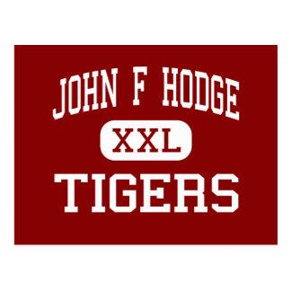 Juan F Hodge - tigres - alto - San Jaime Postal