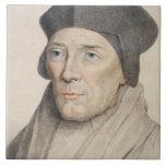 Juan Fisher, obispo de 1469-1535) engra de Rochest Tejas Cerámicas