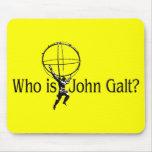 Juan Galt Mousepad