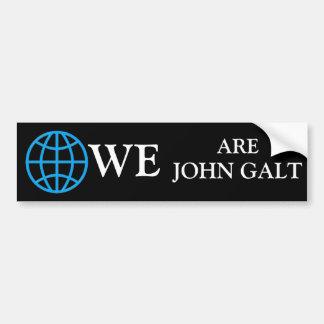 Juan Galt Pegatina Para Auto