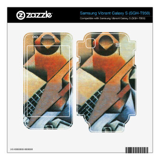 Juan Gris - Banjo (guitar) and glasses Samsung Vibrant Decals