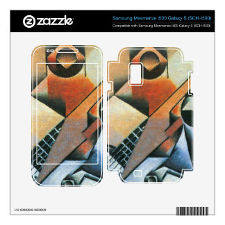 Juan Gris - Banjo (guitar) and glasses Samsung Mesmerize Decals