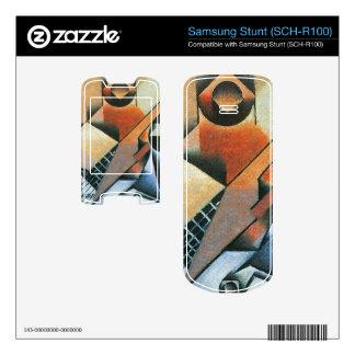 Juan Gris - Banjo (guitar) and glasses Samsung Stunt Skin